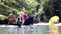 Week-long Trailriding in Tuscany, Italy