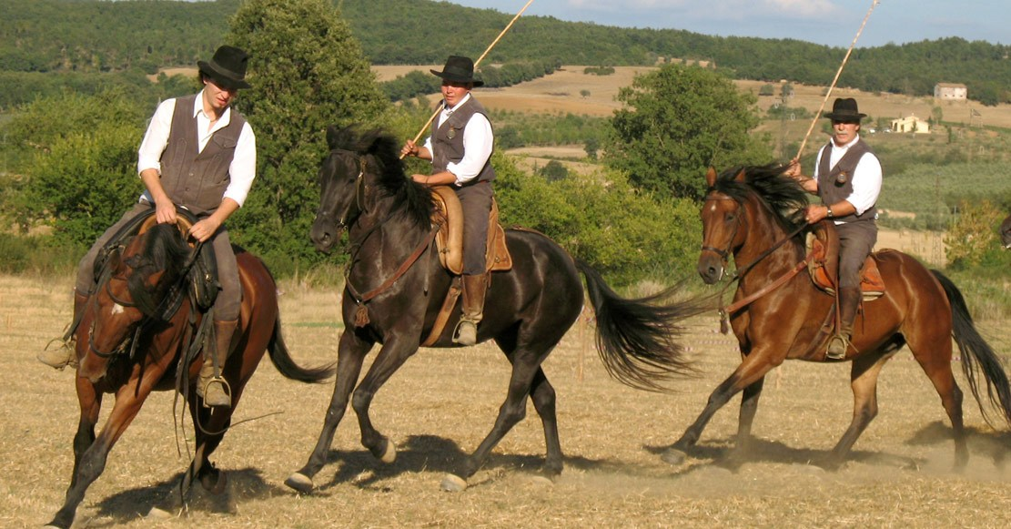 HORSEBACK RIDING IN MAREMMA