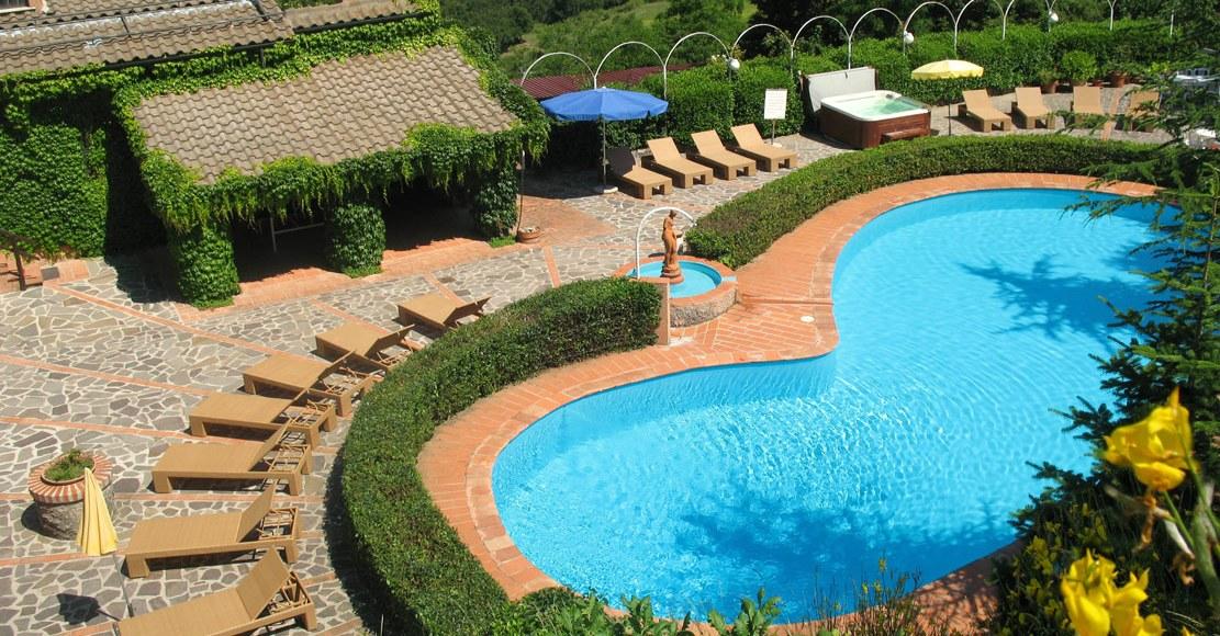 Pool Hotel Tuscany