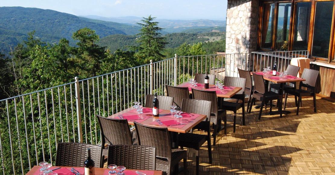 Restaurant Maremma Tuscany